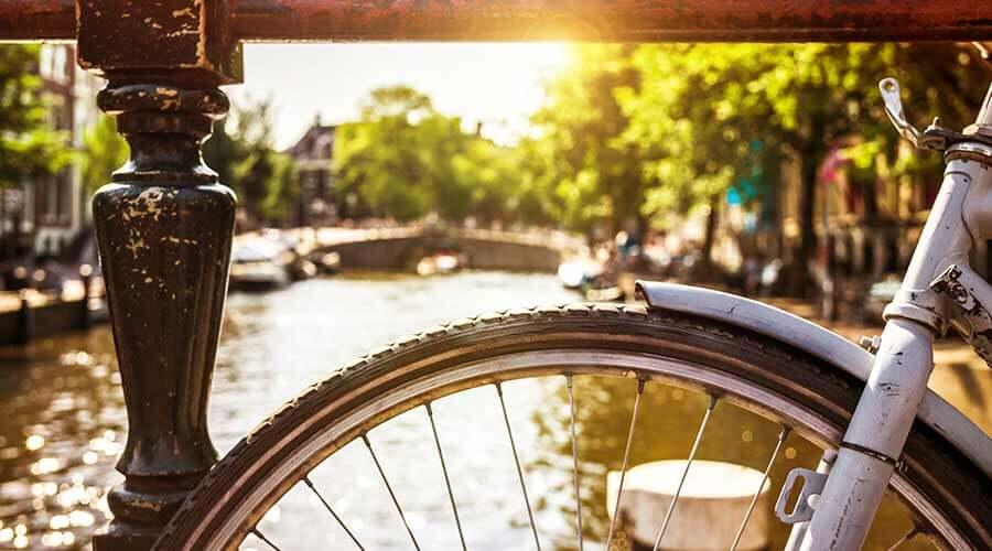 Amsterdam Bridge Bike